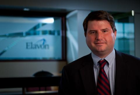 Jamie Walker, CEO, Elavon, Inc. (Photo: Elavon, Inc.)