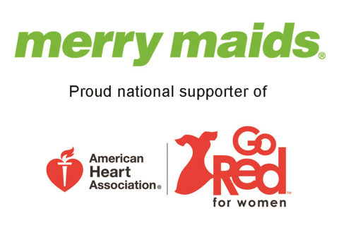 Merry Maids is a Proud National Supporter of the American