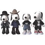 """Stetson and Levi's® dolls will debut at the opening of the """"Snoopy & Belle In Fashion"""" exhibit at the Cherry Creek Mall on March 17. (Photo: Business Wire)"""