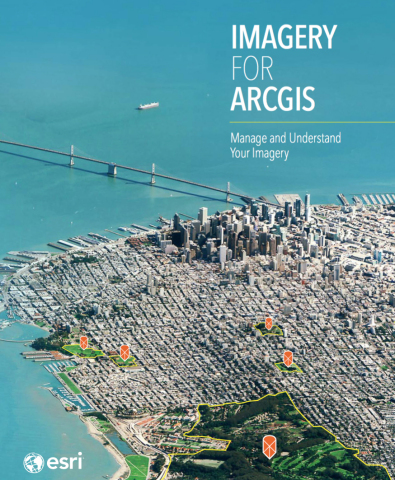 Esri, the global leader in spatial analytics, today introduced four image platform bundles that enable management and analytics of all forms of imagery in a fraction of the time most desktop or enterprise image processing technologies require. (Graphic: Business Wire)