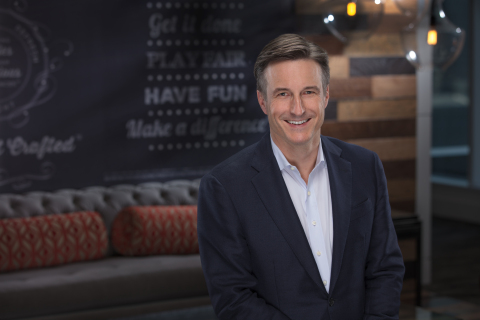 Paul Brown, CEO, Arby's Restaurant Group, Inc. (Photo: Business Wire)