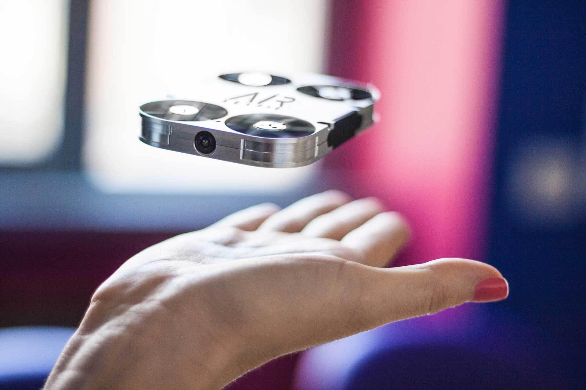 AirSelfie flying camera (Photo: AirSelfie)