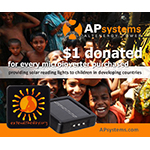 APsystems Announces Major Sponsorship of Non-Profit Extend the Day