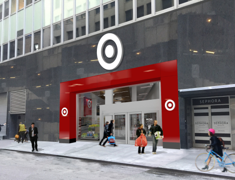33rd Street entrance (Photo: Business Wire)