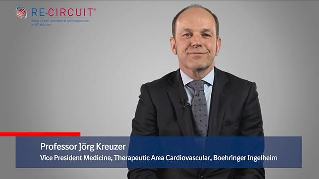 Professor Jörg Kreuzer: RE-CIRCUIT® study
