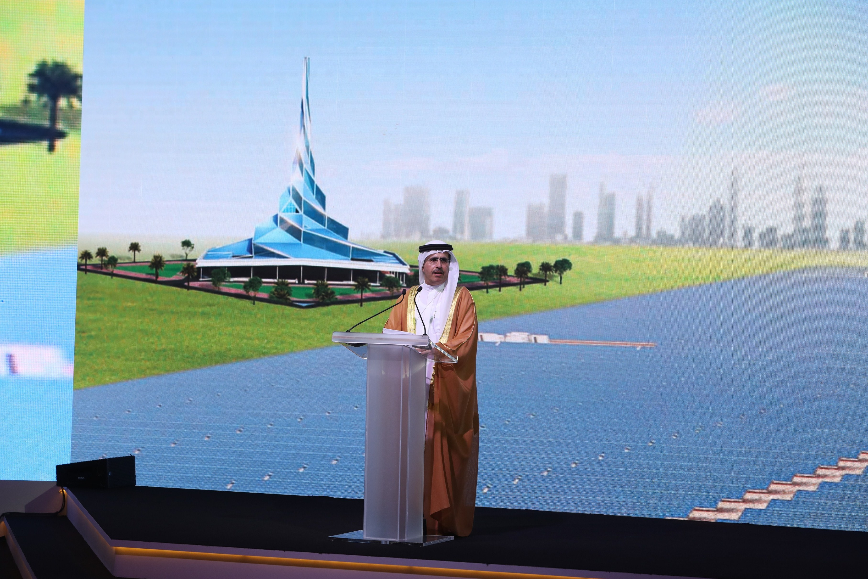 HH Sheikh Mohammed bin Rashid Al Maktoum Inaugurates 200MW