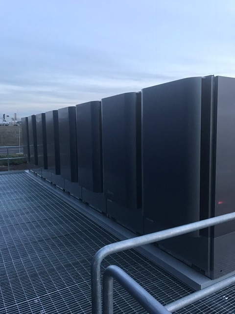 IKEA 'flips-the-switch' on fuel cell system to generate more onsite power at New Haven store. (Photo: Business Wire)
