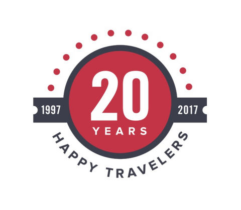 CityPASS Celebrates Two Decades of Happy Travelers (Graphic: Business Wire)