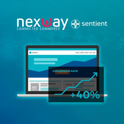 Nexway™ s'associe à Sentient Technologies. (Photo : Nexway)