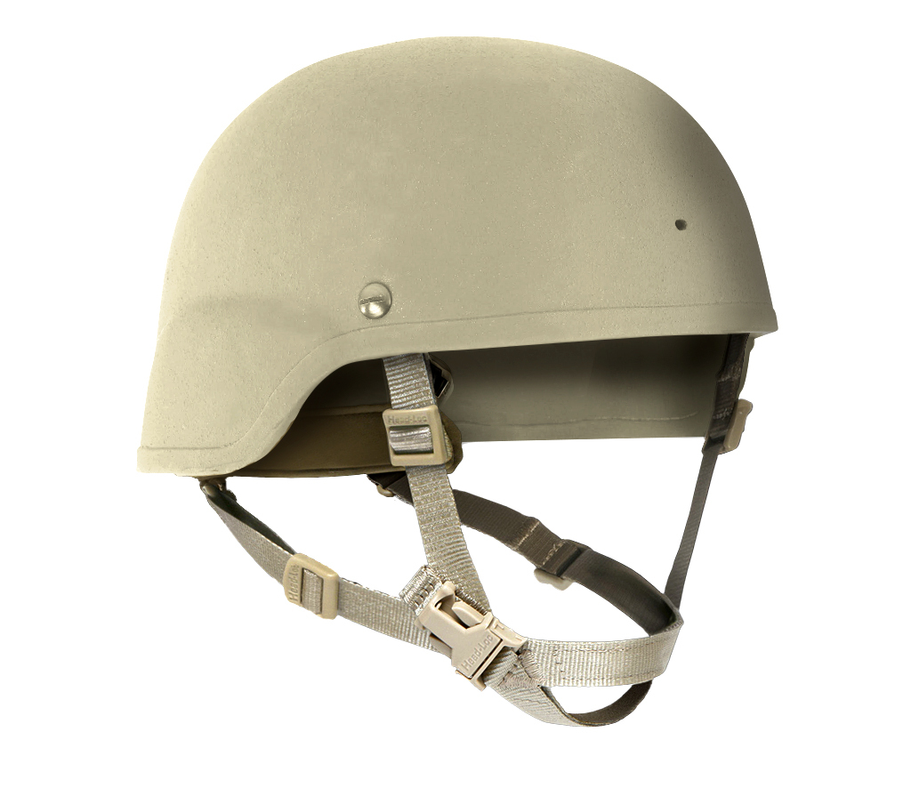Above: Through advanced material applications and innovative manufacturing, Revision's ACH Gen II helmet solution offers up to 24% weight reduction as compared to the legacy ACH helmets currently fielded by the U.S. Army. (Photo: Business Wire).