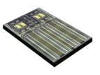 Industry's first integrated Laser and Silicon Photonic Integrated Circuit leveraging Etched Facet Technology (EFT) (Photo: Business Wire)