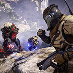 Fight for a New Home in Mass Effect: Andromeda (Photo: Business Wire)