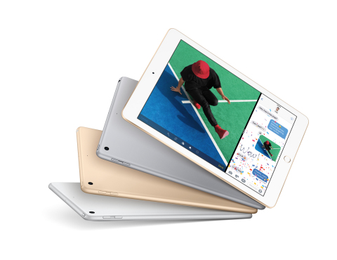 New 9.7-inch iPad Features Stunning Retina Display & Incredible Performance (Photo: Business Wire)