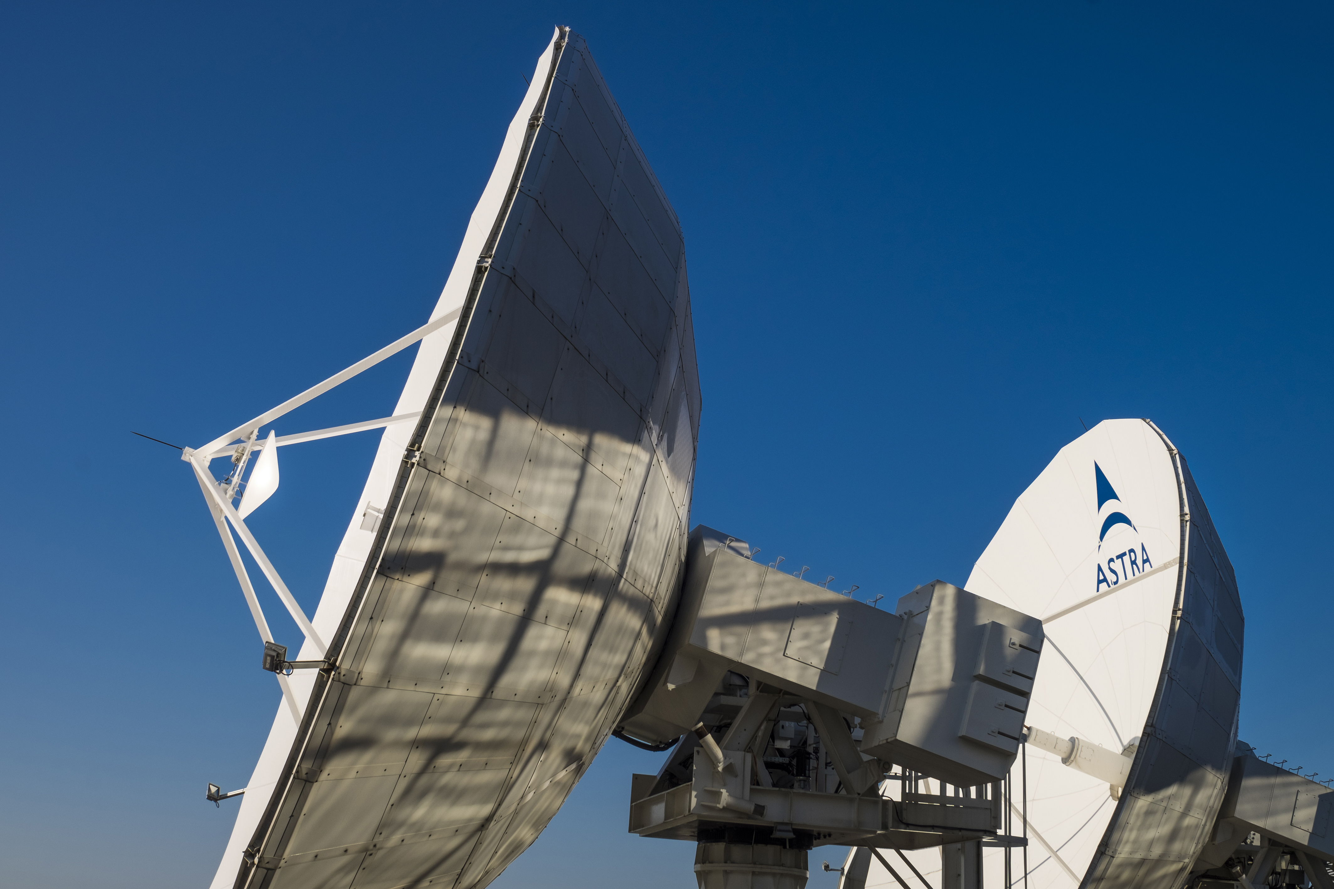 SES and Media Broadcast Satellite Extend Partnership for TV Distribution (Photo: Business Wire)