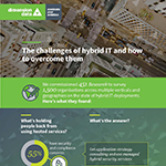 The challenges of Hybrid IT and How to Overcome Them at a Glance (Photo: Dimension Data)