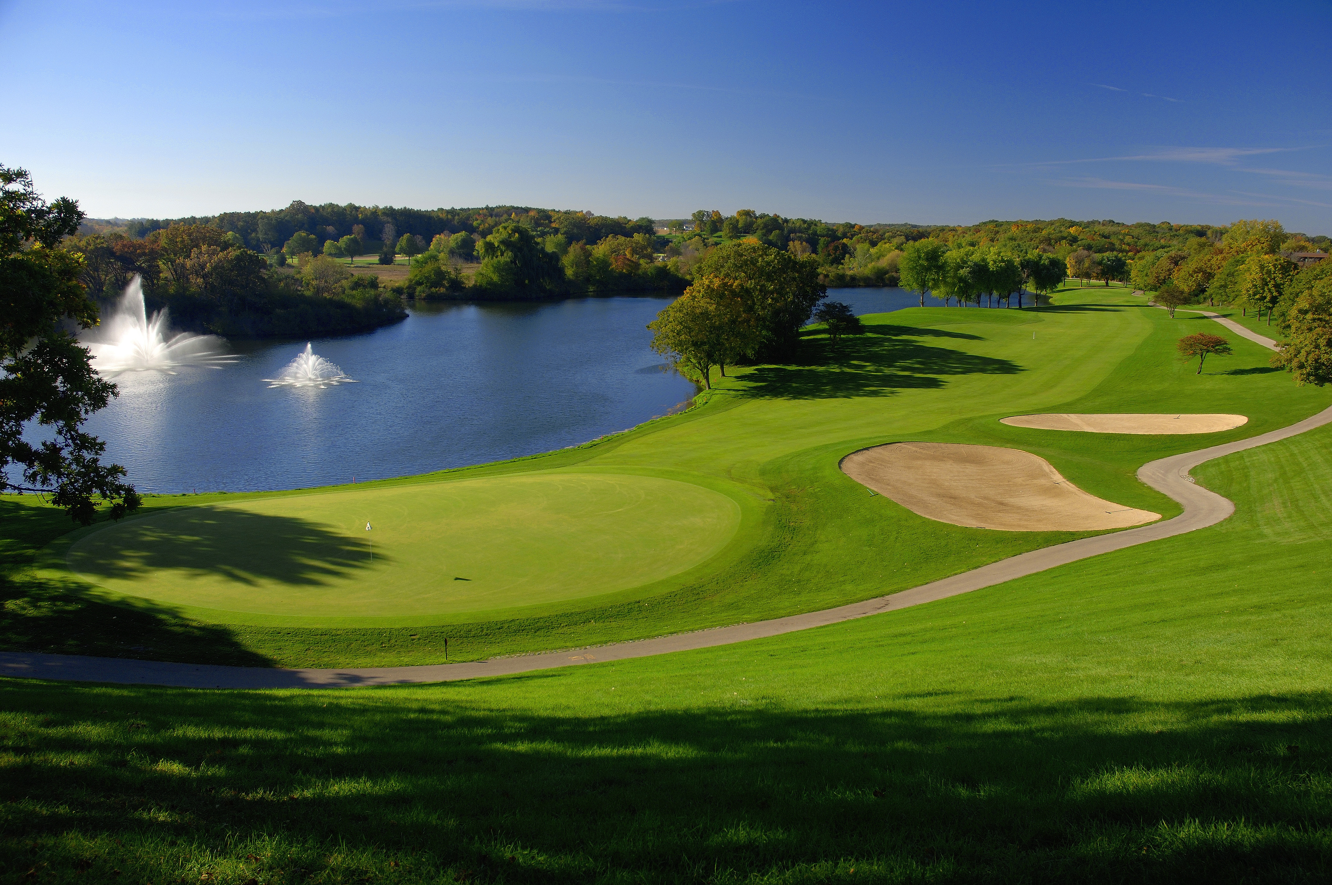 Enjoy U.S. Open Packages at Grand Geneva Resort & Spa (Photo: Business Wire)