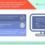 Quantzig is hosting a webinar on March 30th and April 4th. (Graphic: Business Wire)