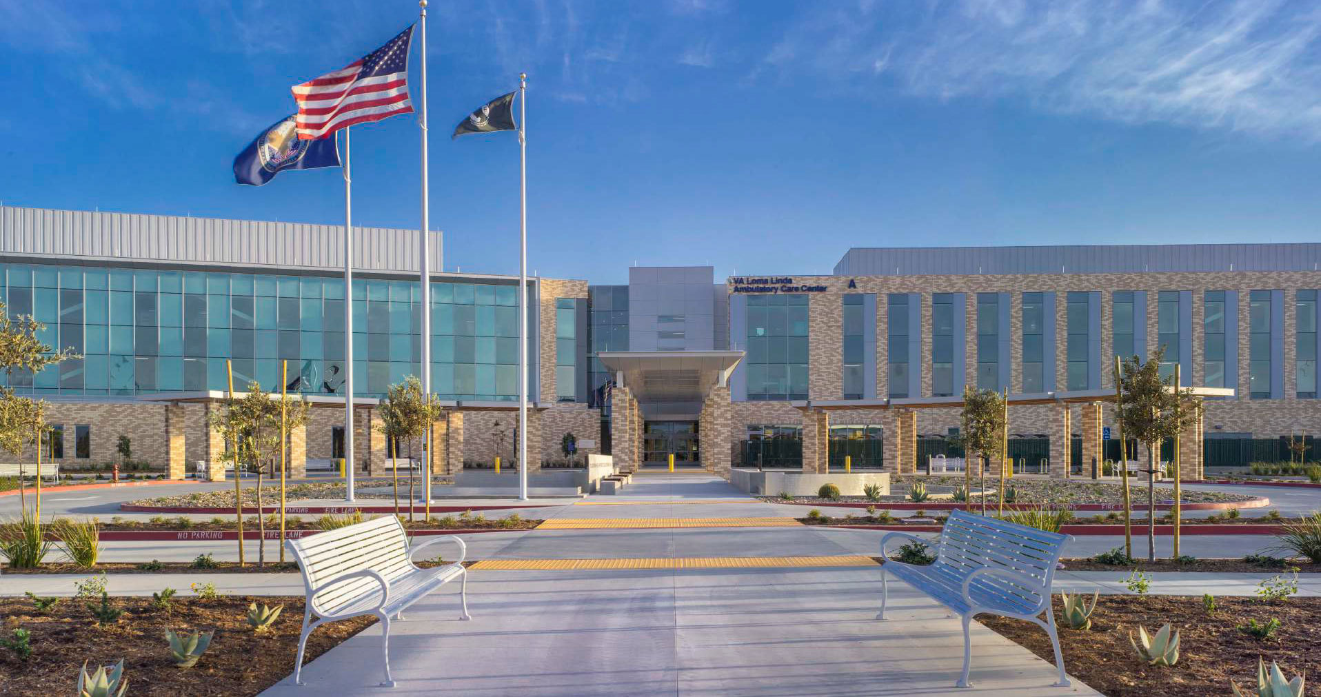 The VA - Loma Linda is 100% leased to the U.S. Government through May 2036 for a total initial, non-cancelable lease term of 20 years (Photo: Business Wire)