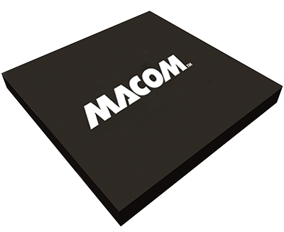 The MAOM-00641X series of modulator drivers have differential inputs and single-ended outputs for use with indium phosphide and lithium niobate modulators. They are available in the 14mm x 9mm surface mount package which was pioneered by MACOM and has since become the de-facto standard for modulator drivers used in the CFP2-ACO. The devices boast high bandwidth to support 64 Gbaud and excellent linearity to support 64 QAM modulation, while power dissipation can be optimized for the specific type of modulator. (Photo: Business Wire)
