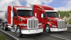 Peterbilt Model 579 and 567 (Photo: Business Wire)
