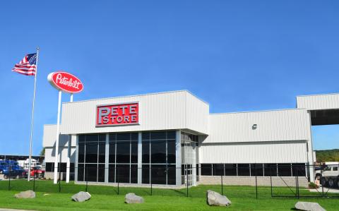 Peterbilt Dealership (Photo: Business Wire)