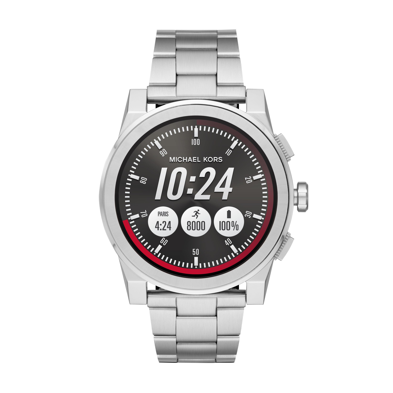 Michael Kors Access Grayson Touchscreen Smartwatch (Photo:Business Wire)