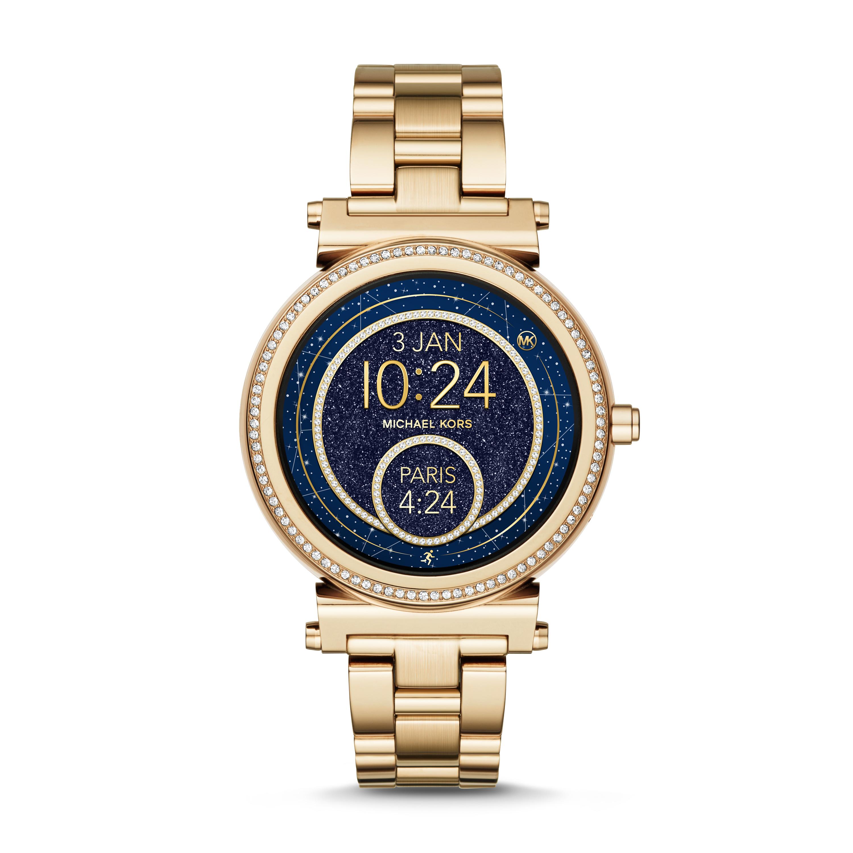afb479341b0 MICHAEL KORS ACCESS mit neuen Smartwatches, neuen Apps, neuen Gesichtern  und neuen Märkten erweitert | Business Wire