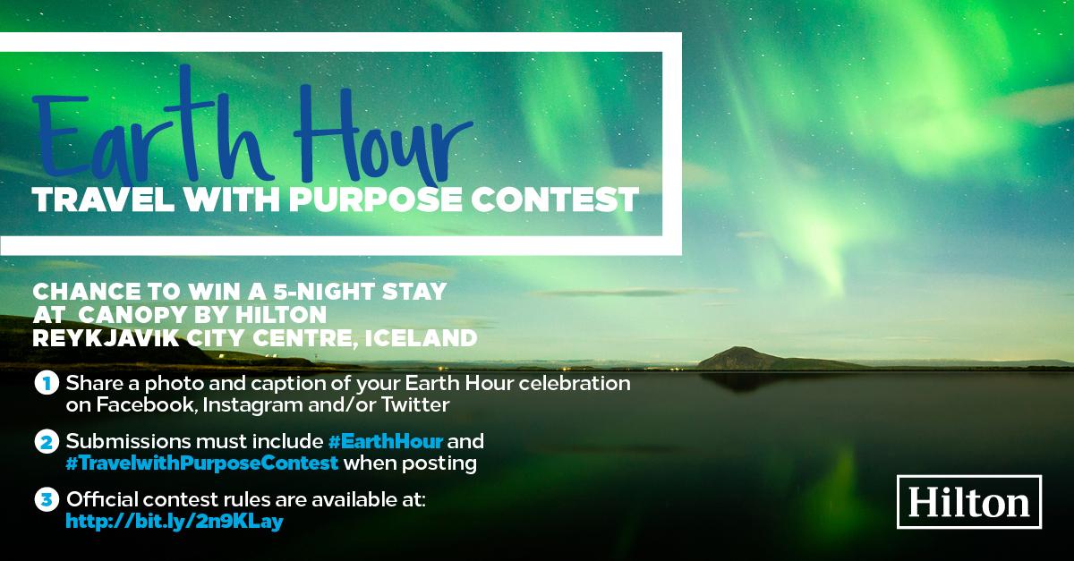 Hilton Invites the World to Celebrate Earth Hour through ...