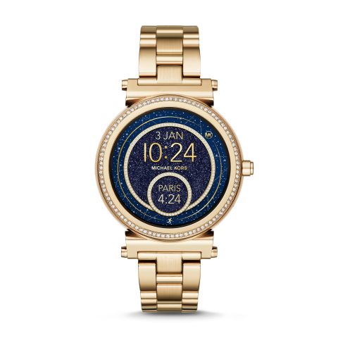 Michael Kors Access Sofie Touchscreen Smartwatch (Photo:Business Wire)