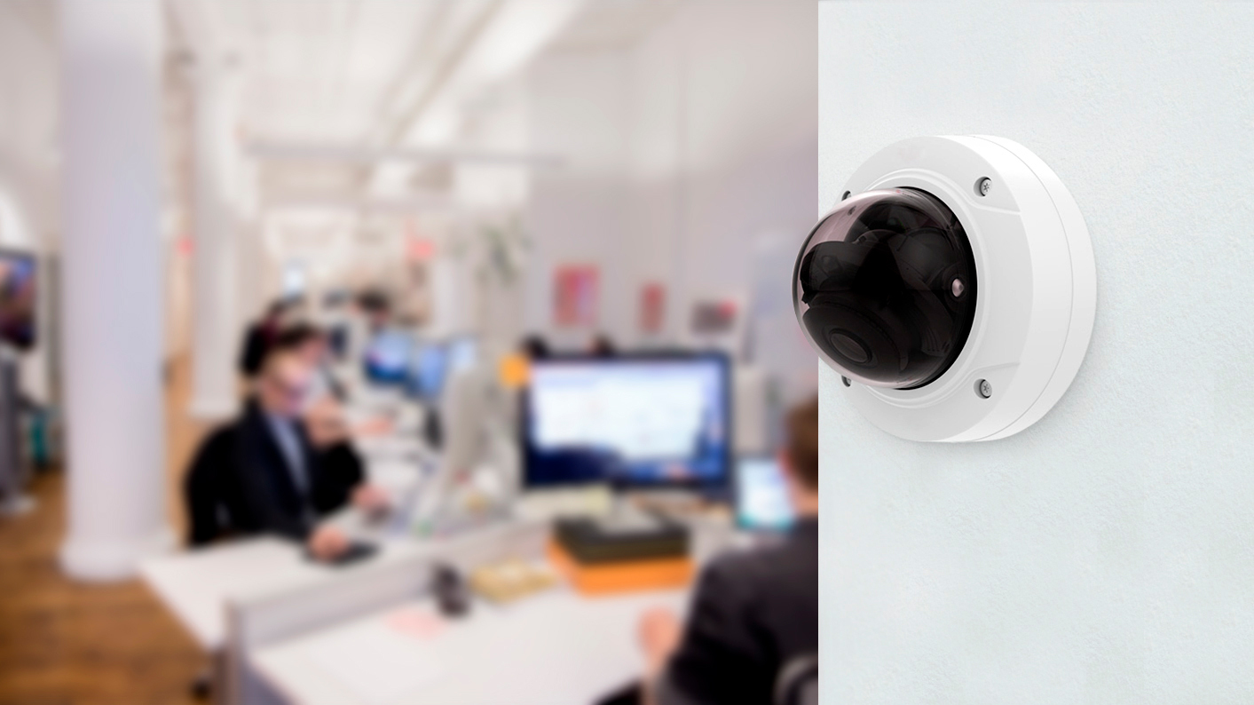 Comcast Business today announced the availability of SmartOffice, a video surveillance solution for SMBs. (Photo: Business Wire)