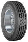 Cooper Tire & Rubber Company has added to the Roadmaster line with the RM852(EM) SmartWay verified tire. (Photo: Business Wire)