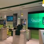 Le Groupe Europcar dévoile un tout nouveau concept d'agence illustrant sa stratégie sur les solutions de nouvelles mobilités (Photo: Europcar)