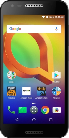 Alcatel A30 (Photo: Business Wire)