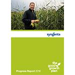 The Good Growth Plan Progress Report 2016