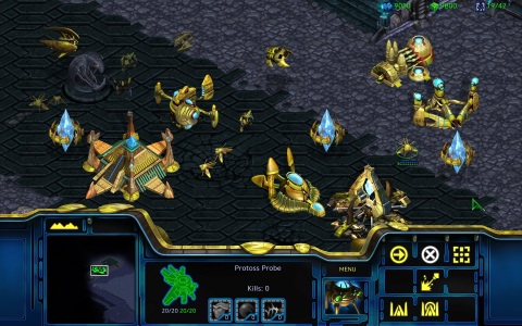 StarCraft: Remastered is a reverently crafted modernization of Blizzard Entertainment's original awa ...