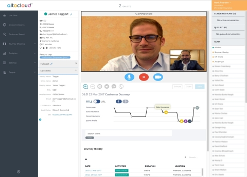 Sales Communications for Cisco Spark (Graphic: Business Wire)