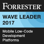 OutSystems Recognized as a Mobile Low-Code Development Platform Leader (Graphic: Business Wire)