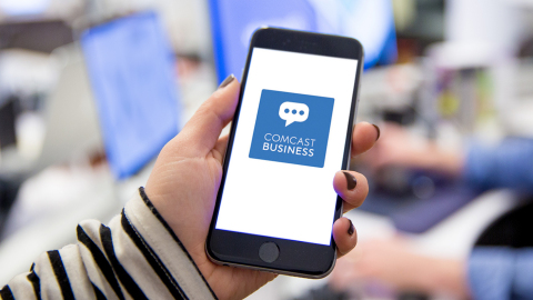 Comcast Business today announced that it will demonstrate a range of enhancements to its comprehensive voice solutions portfolio at the Enterprise Connect show from March 27-30 at the Gaylord Palms Resort in Orlando, Florida (Photo: Business Wire)
