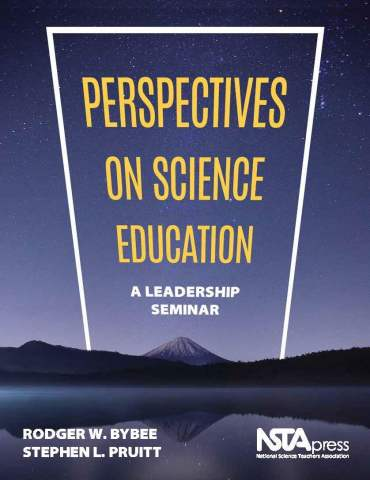 Perspectives on Science Education: A Leadership Seminar book cover (Graphic: Business Wire)