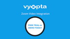 Quick overview of Vyopta's integration with Zoom.
