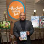 """Hasbro and Daymond John, creator of FUBU and co-star of ABC's Emmy Award winning series """"Shark Tank,"""" select Cloud Control as the grand prize winner in latest Gaming Challenge. (Photo: Business Wire)"""