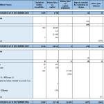 ETAT DE VARIATION DES CAPITAUX PROPRES CONSOLIDES