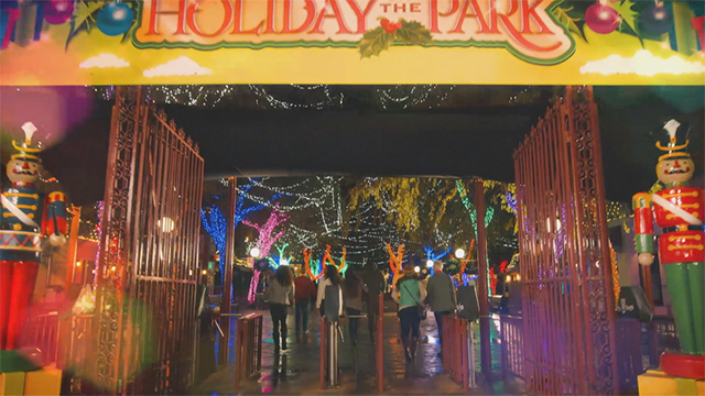 Six Flags New England—the Coaster Capital of New England, today announced its season of thrills will be extended in 2017 with the addition of Six Flags Entertainment's annual holiday festival - HOLIDAY IN THE PARK®.