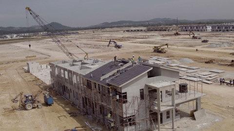 Wall Pre-cast Concrete method (Photo: Business Wire)