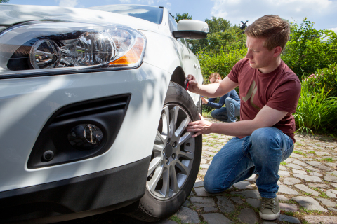 Mytyres.co.uk recommends an all-over vehicle and tyre check in plenty of time for the new season. (P ...
