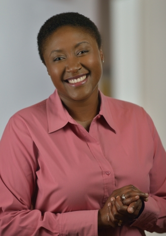Aicha S. Evans was appointed to the role of chief strategy officer at Intel Corporation on Wednesday, March 29, 2017. (Credit: Intel Corporation)