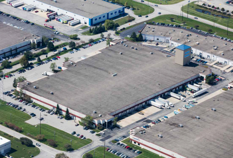One of the seven buildings acquired by Sealy & Company in the North by Northwest transaction. (Photo: Business Wire)