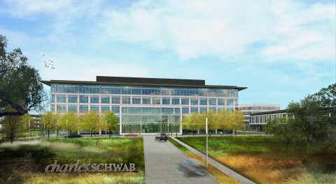 New Schwab Campus at Gracy Farms, TX (Graphic: Business Wire)
