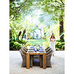 The exclusive collection of more than 120 products created with AERIN's founder, Aerin Lauder, was inspired by her personal philosophy that living beautifully should be effortless. (Photo: Business Wire)