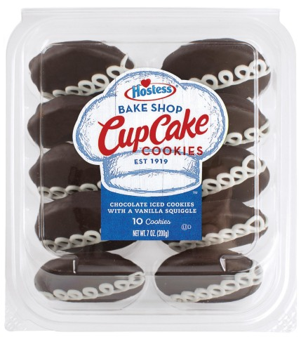 Hostess Bake Shop Cupcake Cookies (Photo: Business Wire)